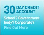 Apply for a 30 day credit account