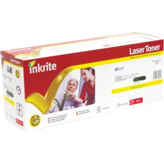 Compatible Brother TN325Y High Yield Yellow Laser Toner Cartridge