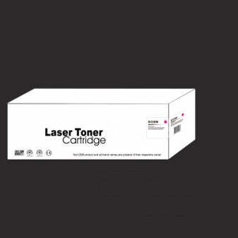 Compatible Brother TN328M Extra High Yield Magenta Laser Toner Cartridge