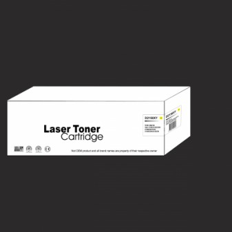 Compatible Dell 9X54J High Yield Yellow Laser Toner Cartridge