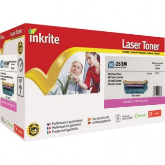 Compatible HP 648A (CE263A) Magenta Laser Toner Cartridge