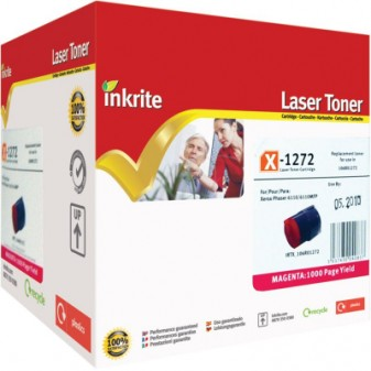 Compatible Xerox 106R01272 Magenta Laser Toner Cartridge
