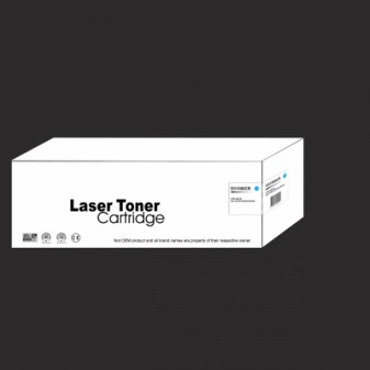 Remanufactured Dell H513C High Yield Cyan Laser Toner Cartridge