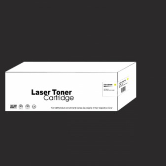 Remanufactured Dell H515C High Yield Yellow Laser Toner Cartridge