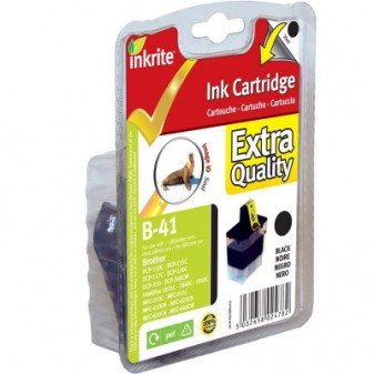 Compatible Brother LC900BK Black Inkjet Cartridge