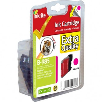 Compatible Brother LC985M Magenta Inkjet Cartridge