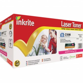 Compatible Brother TN230M Magenta Laser Toner Cartridge