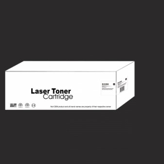 Compatible Brother TN328BK Extra High Yield Black Laser Toner Cartridge