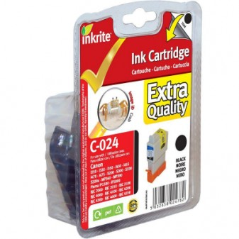 Compatible Canon BCI24BK (6881A002) Black Inkjet Cartridge