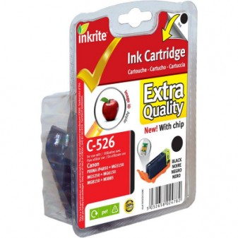 Compatible Canon CLI526BK (4540B001) Black Inkjet Cartridge