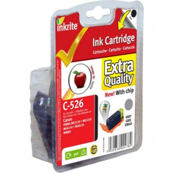 Compatible Canon CLI526GY (4544B001AA) Grey Inkjet Cartridge