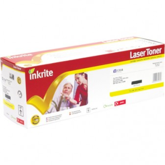 Compatible HP 131A (CF212A) Yellow Laser Toner Cartridge
