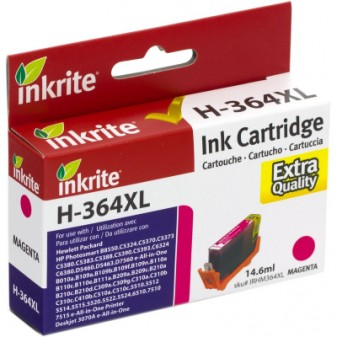 Compatible HP 364XL (CB324EE) High Yield Magenta Inkjet Cartridge