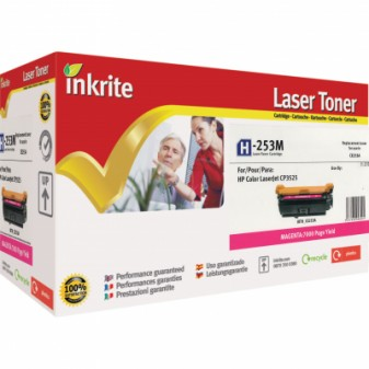 Compatible HP 504A (CE253A) Magenta Laser Toner Cartridge