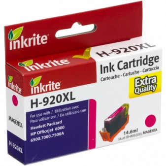 Compatible HP 920XL (CD973AE) High Yield Magenta Inkjet Cartridge