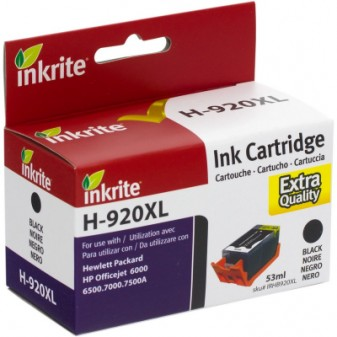 Compatible HP 920XL (CD975AE) High Yield Black Inkjet Cartridge