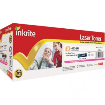 Compatible Xerox 106R01280 Yellow Laser Toner Cartridge