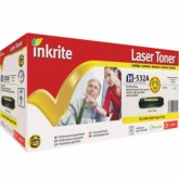 Compatible HP 304A (CC532A) Yellow Laser Toner Cartridge