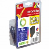 Remanufactured HP 78 (C6578A) High Yield TrIColour Inkjet Cartridge