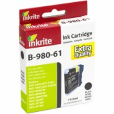 Compatible Brother LC980BK Black Inkjet Cartridge