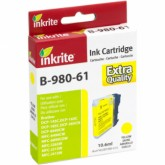 Compatible Brother LC980Y Yellow Inkjet Cartridge