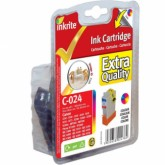 Compatible Canon BCI24C (6882A002) TrIColour Inkjet Cartridge