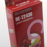 Compatible Epson 24XL Elephant (T2436) Light Magenta Inkjet Cartridge