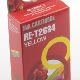 Compatible Epson 26XL Polar Bear (T2634) High Yield Yellow Inkjet Cartridge