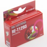 Compatible Epson Apple (T1293) High Yield Magenta Inkjet Cartridge