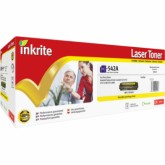 Compatible HP 125A (CB542A) Yellow Laser Toner Cartridge