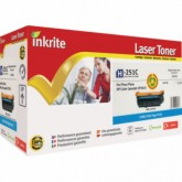 Compatible HP 504A (CE251A) Cyan Laser Toner Cartridge