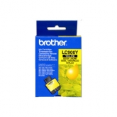 Original Brother LC900Y Yellow Inkjet Cartridge