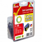Remanufactured Canon CL38 (2146B001) TrIColour Inkjet Cartridge