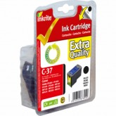 Remanufactured Canon PG37 (2145B001) Black Inkjet Cartridge