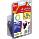 Remanufactured HP 300XL (CC644EE) High Yield TrIColour Inkjet Cartridge