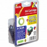 Remanufactured HP 343 (C8766EE) TrIColour Inkjet Cartridge