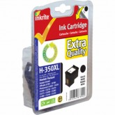 Remanufactured HP 350XL (CB336EE) High Yield Black Inkjet Cartridge